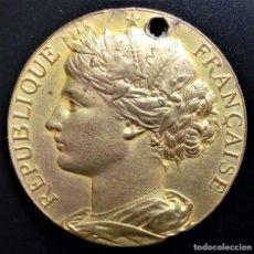 Medallas históricas: MEDALLA FRANCIA REPUBLIQUE FRANCAISE SUD-EST GRENOBLE. Lote 198018290