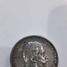 Medallas históricas: MEDALLA ITALIANA. Lote 201650298