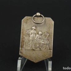 Medallas históricas: ANTIGUA MEDALLA FRANCESA CONCURSO FESTIVAL DE MUSICA 1909. Lote 203050073