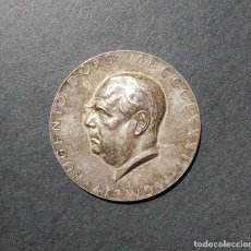Medallas históricas: MADRID.- EUGENIO D´ORS.1882. PREMIO ANUAL CRÍTICA ARTES PLÁSTICAS INSTITUIDO FEDERICO SERRANO ORIOL. Lote 203347611