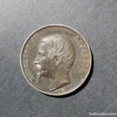 Medallas históricas: NAPOLEÓN III. MEDALLA EXPOSICIÓN UNIVERSAL. FRANCIA. 1.855. Lote 203348150