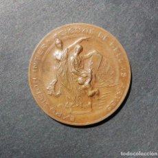 Medallas históricas: EXPOSICIÓN INTERNACIONAL DE BELLAS ARTES.- 18 SEPTIEMBRE 1910. CENTENARIO CHILE 1810.. Lote 203348896
