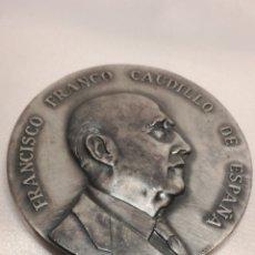 Medallas históricas: MEDALLA CONMEMORATIVA VISITA A MARTORELL 1966. Lote 203844423