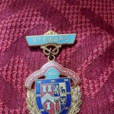 Medallas históricas: MEDALLA MASONIC INSTITUTION FOR BOYS. Lote 204689922