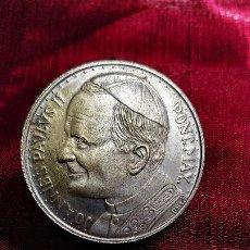 Medallas históricas: MEDALLA PROCLAMACIÓN PAPA JUAN PABLO II . PLATA .1978.. Lote 205062961