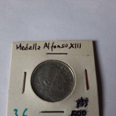 Medallas históricas: ALFONSO XIII MEDALLA ESPAÑA VINTAGE. Lote 205301091