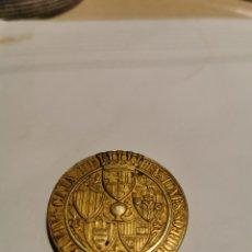 Medallas históricas: MEDALLA. Lote 205561048