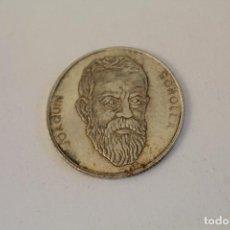 Medallas históricas: JOAQUIN SOROLLA MONEDA EN PLATA DE LEY. Lote 206413481