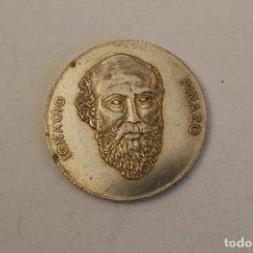 Medaglie storiche: IGNACIO PINAZO MONEDA EN PLATA DE LEY. Lote 206414243