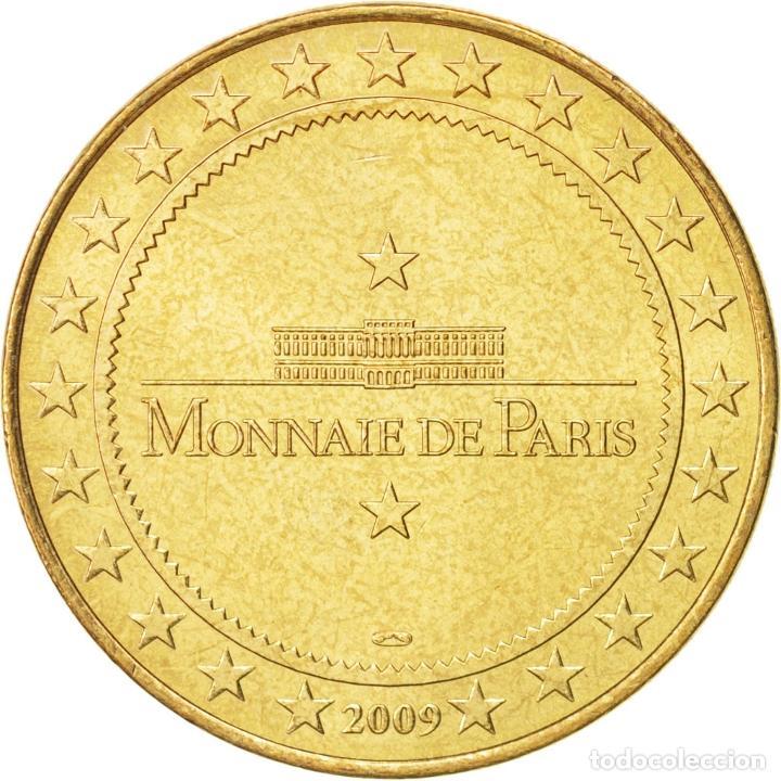 Medallas históricas: Francia, Token, Reims - Betheny - Centenaire de la grande semaine de lAviation - Foto 2 - 206909852