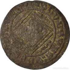 Medallas históricas: FRANCIA, TOKEN, JETON DE COMPTE À LA NEF, HISTORY, BC+, COBRE. Lote 207048785