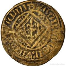 Medallas históricas: FRANCIA, TOKEN, JETON DE COMPTE À LA NEF, HISTORY, BC+, LATÓN. Lote 207049085