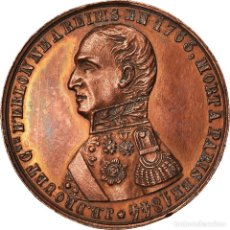 Medallas históricas: FRANCIA, TOKEN, INAUGURATION DE LA STATUE DU MARÉCHAL DROUET D'ERLON, REIMS. Lote 207051093