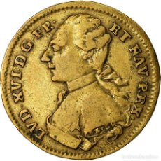 Medallas históricas: FRANCIA, TOKEN, LOUIS XVI, OMNIBUS NON SIBI, HISTORY, BC+, LATÓN. Lote 207051200