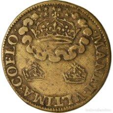 Medallas históricas: FRANCIA, TOKEN, MAISON COMMUNE DE BLOIS, BC+, LATÓN. Lote 207081497