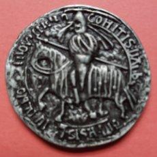 Medallas históricas: MEDALLA ALFONSO II REY DE ARAGON 1162 1196. Lote 207311008