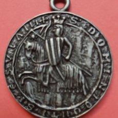 Medallas históricas: MEDALLA DE JAIME I REY DE ARAGON ( 1213*1276 ). Lote 207313306