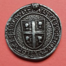 Medallas históricas: MEDALLA DE PEDRO III REY DE ARAGON (1276*1285). Lote 207316142