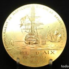 Medallas históricas: CORBIN, MEDALLA CONMEMORATIVA DE NAPOLEÓN. Lote 208324840