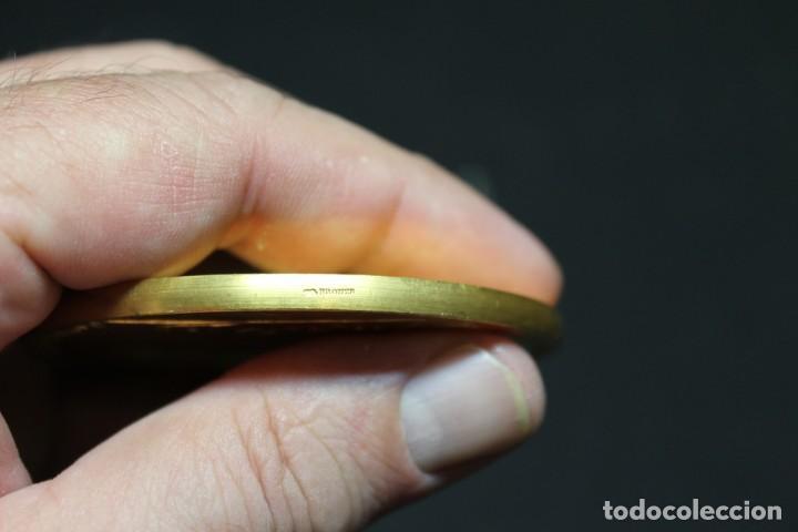 Medallas históricas: CORBIN, MEDALLA CONMEMORATIVA DE NAPOLEÓN - Foto 4 - 208324840