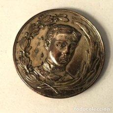 Medallas históricas: MEDALLA LA HABANA. ADVENIMIENTO AL TRONO DE S.M. EL REY DON ALFONSO XII. 1875. RARA. Lote 208372733