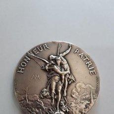 Medallas históricas: MEDALLA DE PREMIO - IV COMPETENCIA NACIONAL DE TIRO DE 1891. Lote 208932318