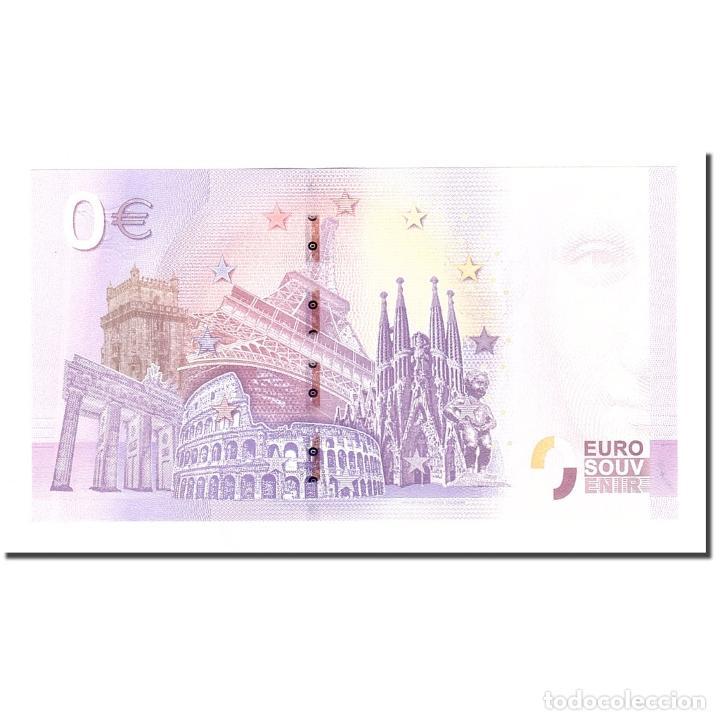 Medallas históricas: Francia, Tourist Banknote - 0 Euro, 56/ Port-Louis - Citadelle de Port-Louis - - Foto 2 - 210334501