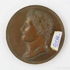 Medallas históricas: MEDALLA DE BRONCE, BAPTISMO DE NAPOLEÓN, 1811, ANDRIEU FECIT. 7 CM DE DIÁMETRO.. Lote 210559655