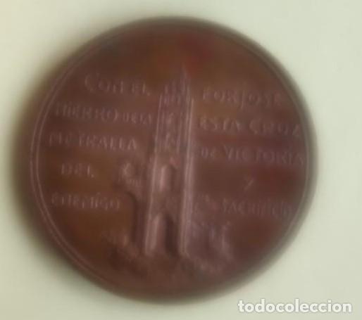 Medallas históricas: ASTURIAS MEDALLA DE MANO POR LA DEFENSA DE OVIEDO 1936-1937 GUERRA CIVIL.ORIGINAL*MILITAR-HISTÓRICA* - Foto 5 - 211614659