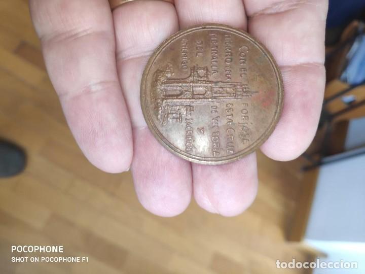 Medallas históricas: ASTURIAS MEDALLA DE MANO POR LA DEFENSA DE OVIEDO 1936-1937 GUERRA CIVIL.ORIGINAL*MILITAR-HISTÓRICA* - Foto 15 - 211614659