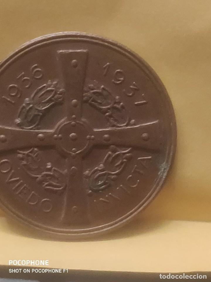 Medallas históricas: ASTURIAS MEDALLA DE MANO POR LA DEFENSA DE OVIEDO 1936-1937 GUERRA CIVIL.ORIGINAL*MILITAR-HISTÓRICA* - Foto 17 - 211614659