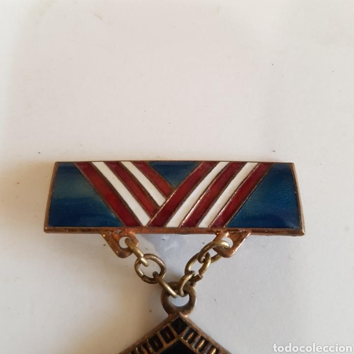 Medallas históricas: MEDALLA SOVIETICA A LA GLORIA MINERA - Foto 2 - 213077622