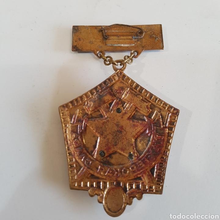 Medallas históricas: MEDALLA SOVIETICA A LA GLORIA MINERA - Foto 4 - 213077622