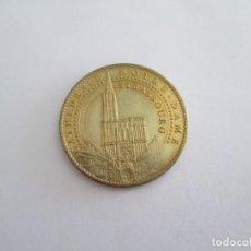 Medallas históricas: MEDALLA * NOTRE DAME DE PARIS * 2011. Lote 215135260