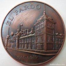 Medallas históricas: MEDALLA CONMEMORATIVA 3ER ANIVERSARIO MUERTE FRANCISCO FRANCO 1978. Lote 215300067