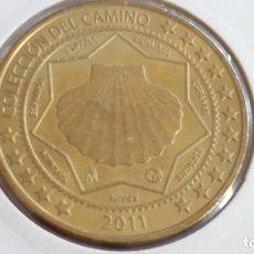Médailles historiques: MEDALLA- COLECCION DEL CAMINO 2011 CATEDRAL DE SANTIAGO DE LA FNMT SC ( F030 ). Lote 215631568