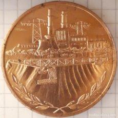 Medallas históricas: MEDALLA DE LA REPUBLICA DEMOCRATICA ALEMANA. Lote 215837786