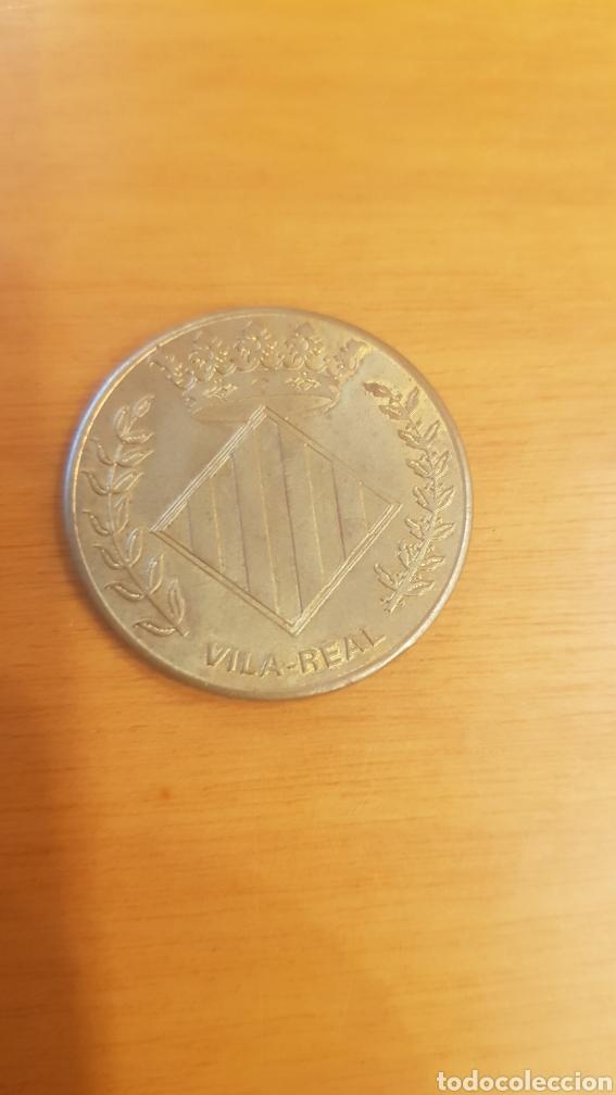 FUNDACIÓN CRISTIANA, VILA-REAL REINADO DE JAIME 1, CARTA DE PUEBLA (Numismática - Medallería - Histórica)
