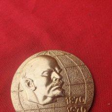 Médailles historiques: LENIN. Lote 217017758