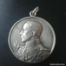 Medallas históricas: MEDALLA: 1902-1927 XXV ANIVERSARIO REINADO ALFONSO XIII. Lote 218393515