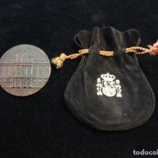 Medallas históricas: MEDALLA CONMEMORATIVA FIRMA TRATADO ADHESION ESPAÑA COMUNIDAD EUROPEA. Lote 218428347
