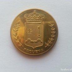 Medallas históricas: MONEDA CONMEMORATIVA DE LA CIUDAD DE REQUENA. ORÍGENES Y CARTA A FUERO DE CUENCA REY ALFONSO X. Lote 218429205