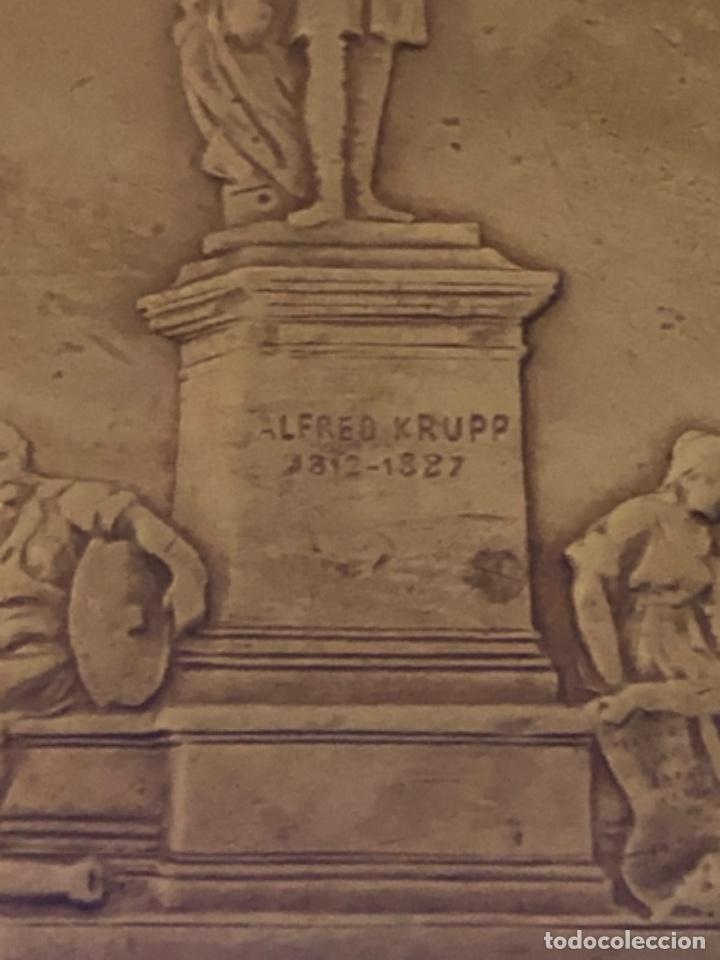 Medallas históricas: Medalla 1892 Alfred Krupp & Friedrich Alfred Krupp bronce - Foto 8 - 218839270
