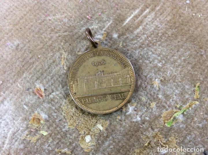 Medallas históricas: Medalla Alfonso XIII Maria Victoria - Foto 2 - 218938726