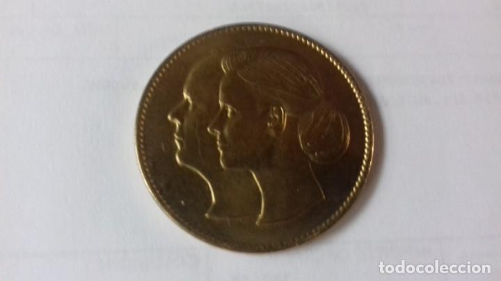 Medallas históricas: Medalla de los reyes de Monaco - Foto 7 - 218974103