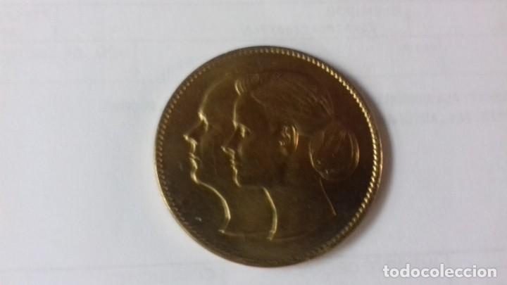 Medallas históricas: Medalla de los reyes de Monaco - Foto 8 - 218974103