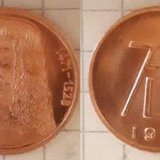 Medallas históricas: MEDALLA CONMEMORATIVA DEL NACIMIENTO DE ALBRECHT DURER - DISEÑO 1. Lote 219388828