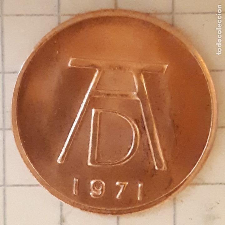 Medallas históricas: MEDALLA CONMEMORATIVA DEL NACIMIENTO DE ALBRECHT DURER - DISEÑO 1 - Foto 3 - 219388828