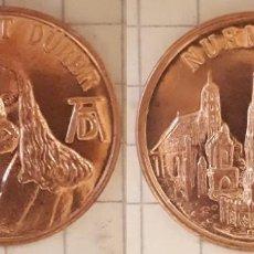 Medallas históricas: MEDALLA CONMEMORATIVA DEL NACIMIENTO DE ALBRECHT DURER - DISEÑO 3. Lote 219390177