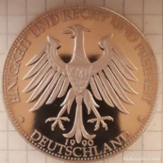 Medallas históricas: MEDALLA CONMEMORATIVA DE LA REUNIFICACION ALEMANA. Lote 219660857